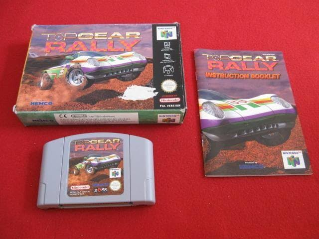 Top Gear: Rally - Nintendo 64