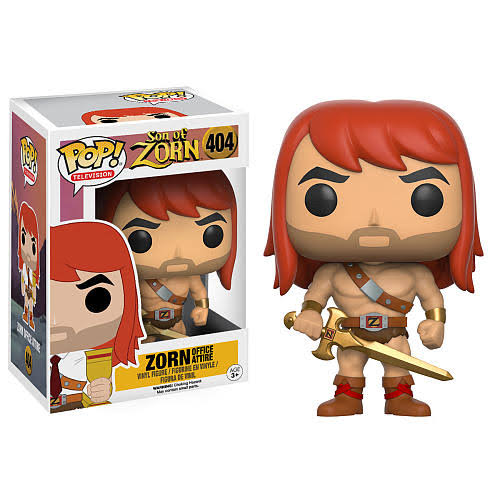 Funko Pop! Son Of Zorn Vinyl Figure - Zorn