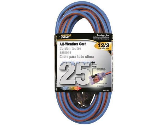 All Weather Cord 12/3 25'