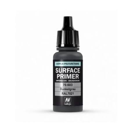Vallejo Surface Primer - Grey, 17ml