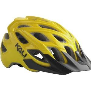 Kali Protectives Chakra Bike Helmet - Yellow