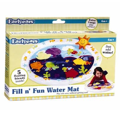 Fill 'N Fun Water Baby Play Mat