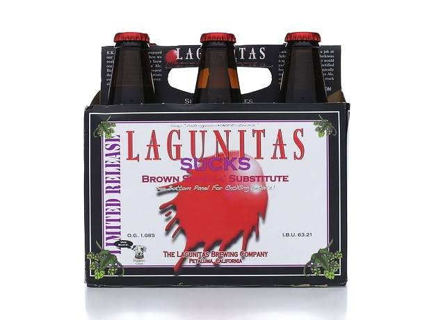 Lagunitas Seasonal 6pk / 12FL oz Bottles, Size: 12 oz