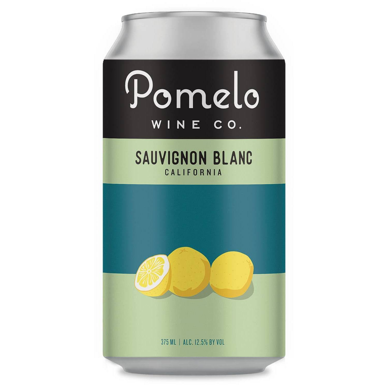 Pomelo Wine Co Sauvingon Blanc - 375ml Can, Size: 375 ml
