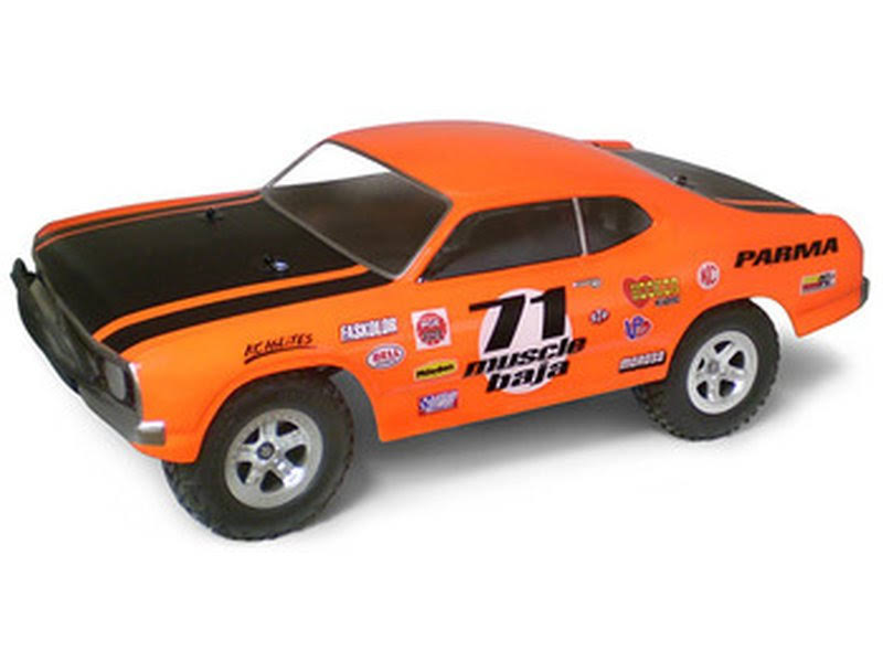 Parma 1245 - 1/10 1971 Muscle Baja Body