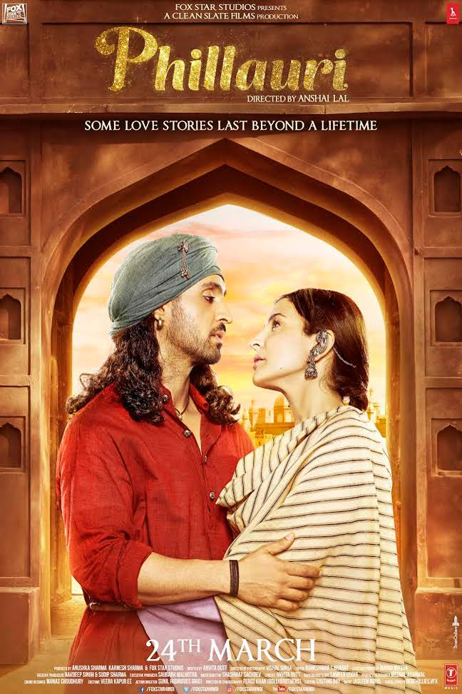 Phillauri Hindi Movie Free Download 2017 720p HDRip
