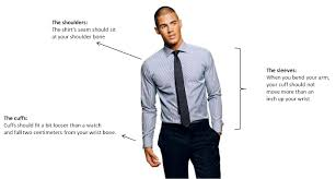 how should dress a shirt that fit your body shape