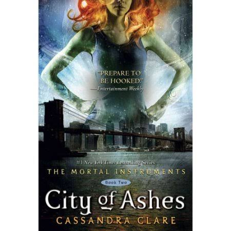 City of Ashes: The Mortal Instruments #2 - Cassandra Clare