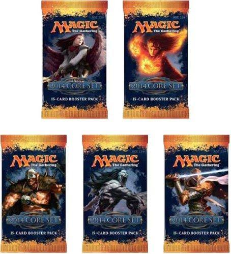 Magic the Gathering M14 Magic 2014 Sealed Booster Pack