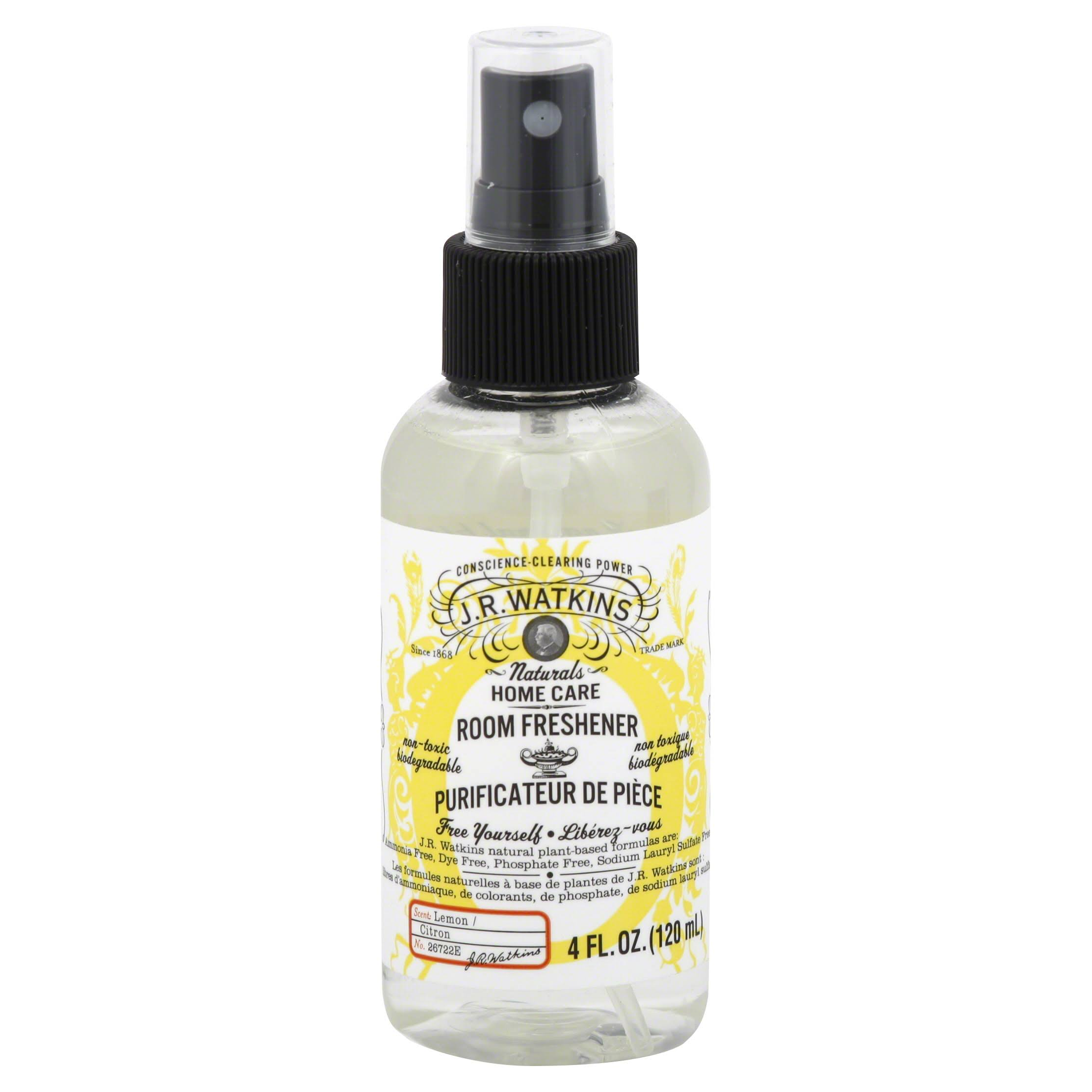 J.R. Watkins Lemon Room Freshener Spray - 4 oz