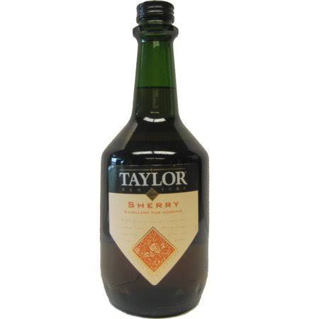 Taylor New York Cream Sherry - 1.5l