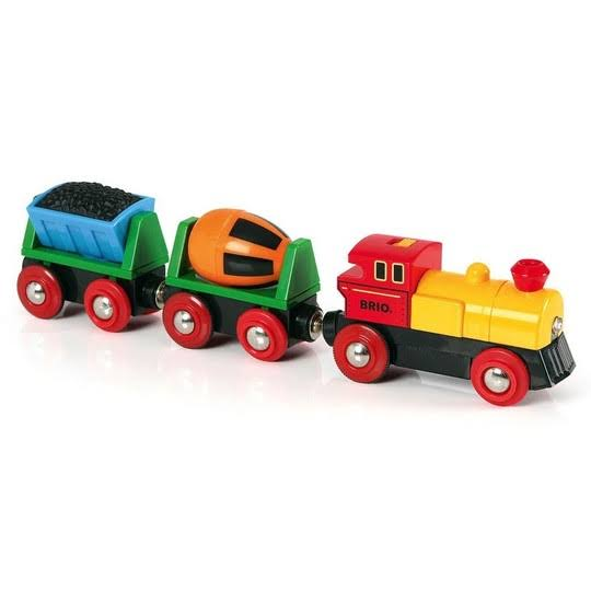 Brio Battery Operated Action Train Toy