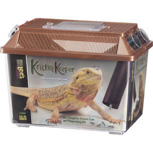 Lees Kricket Keeper Live Food Cricket Storing Storage - Large, 150 Crickets