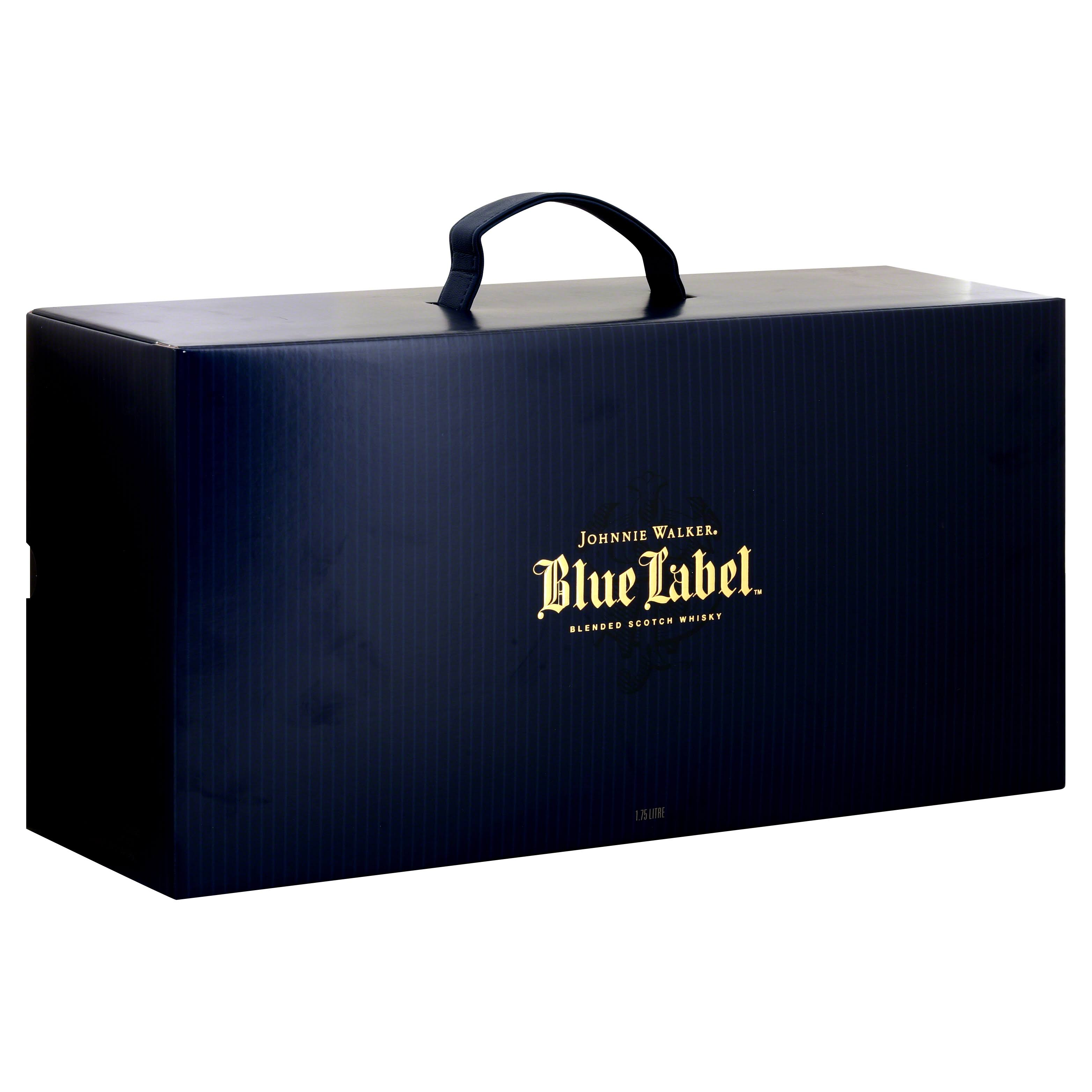 Johnnie Walker Blue Label Blended Scotch Whiskey - 1.75L