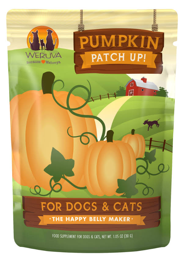 Weruva Adult Dog & Cat Food - Pumpkin, 30g