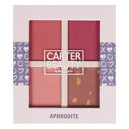 Carter Beauty Mini Blush Palette - Aphrodite