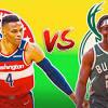 NBA odds: Wizards vs. Bucks prediction, odds, pick, and more
