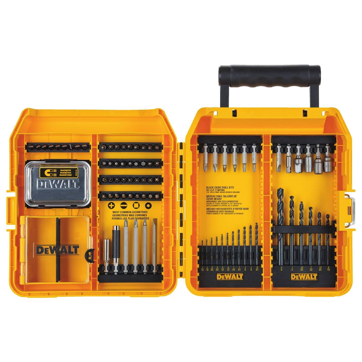 Dewalt Drill And Drive Set - 80 Pieces