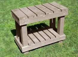 popular wood magazine workbench plan deasining woodworking