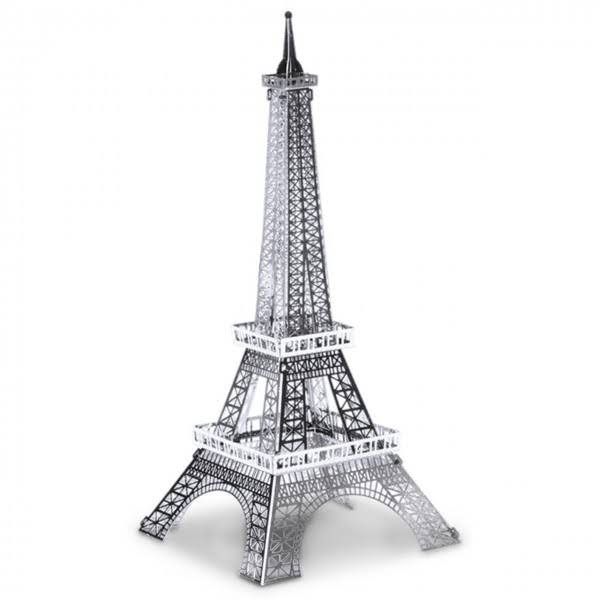 Metal Earth Eiffel Tower 3D Model Kit