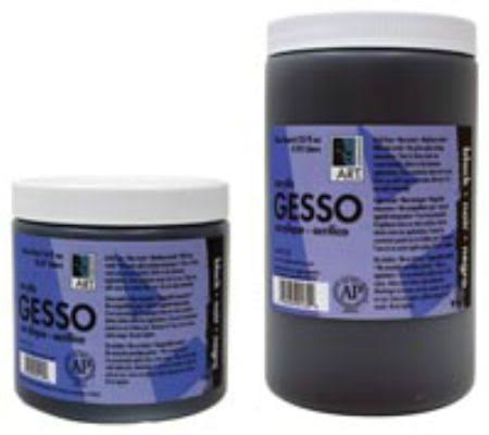 Art Alternatives Gesso Black 32 Ounces