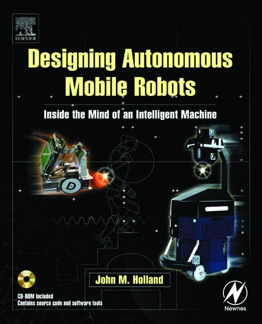 Hasil gambar untuk Designing Autonomy mobile (robotics inside the mind of on intelligent machine