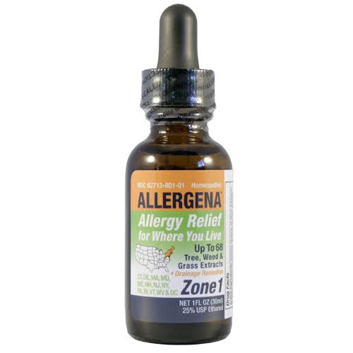Allergena GTW (Zone 6) 1 oz