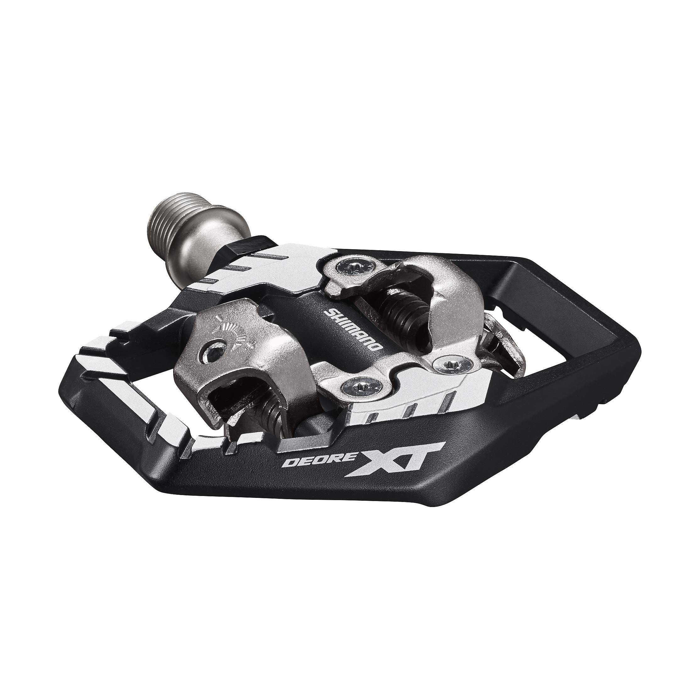 Shimano Deore XT SPD Trail PD M8120 MTB Pedals - with Cleats