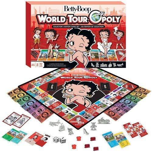 Betty Boop - Opoly