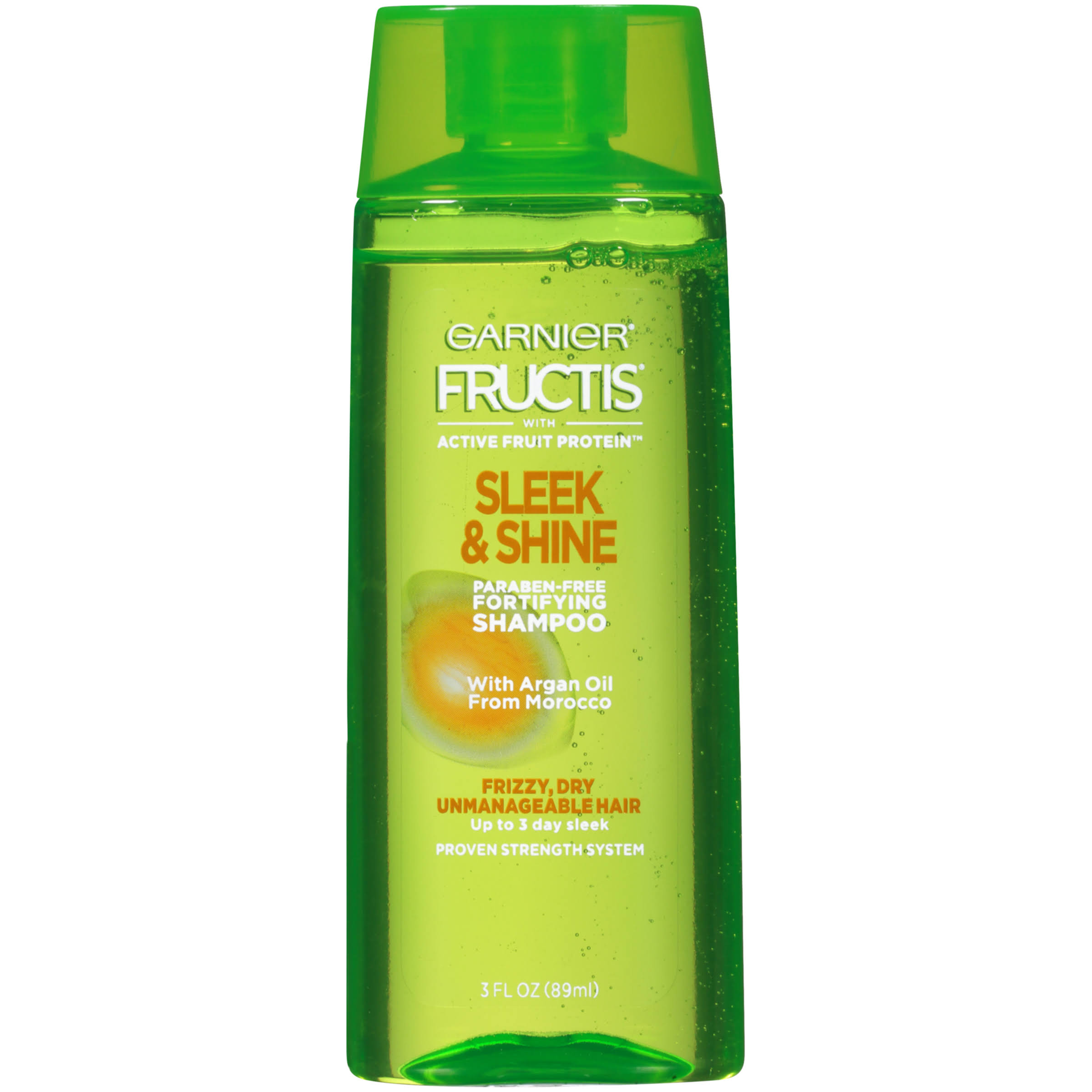 Garnier Fructis Sleek & Shine Fortifying Shampoo - 89ml