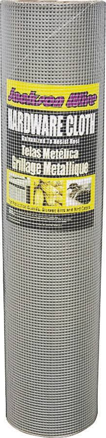 Jackson Wire 11033613 Hardware Cloth, 1/2' x 24' x 100'