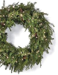Frontgate Christmas Trees by Decorate A Showstopping Holiday Wreath In Just 15 Minutes