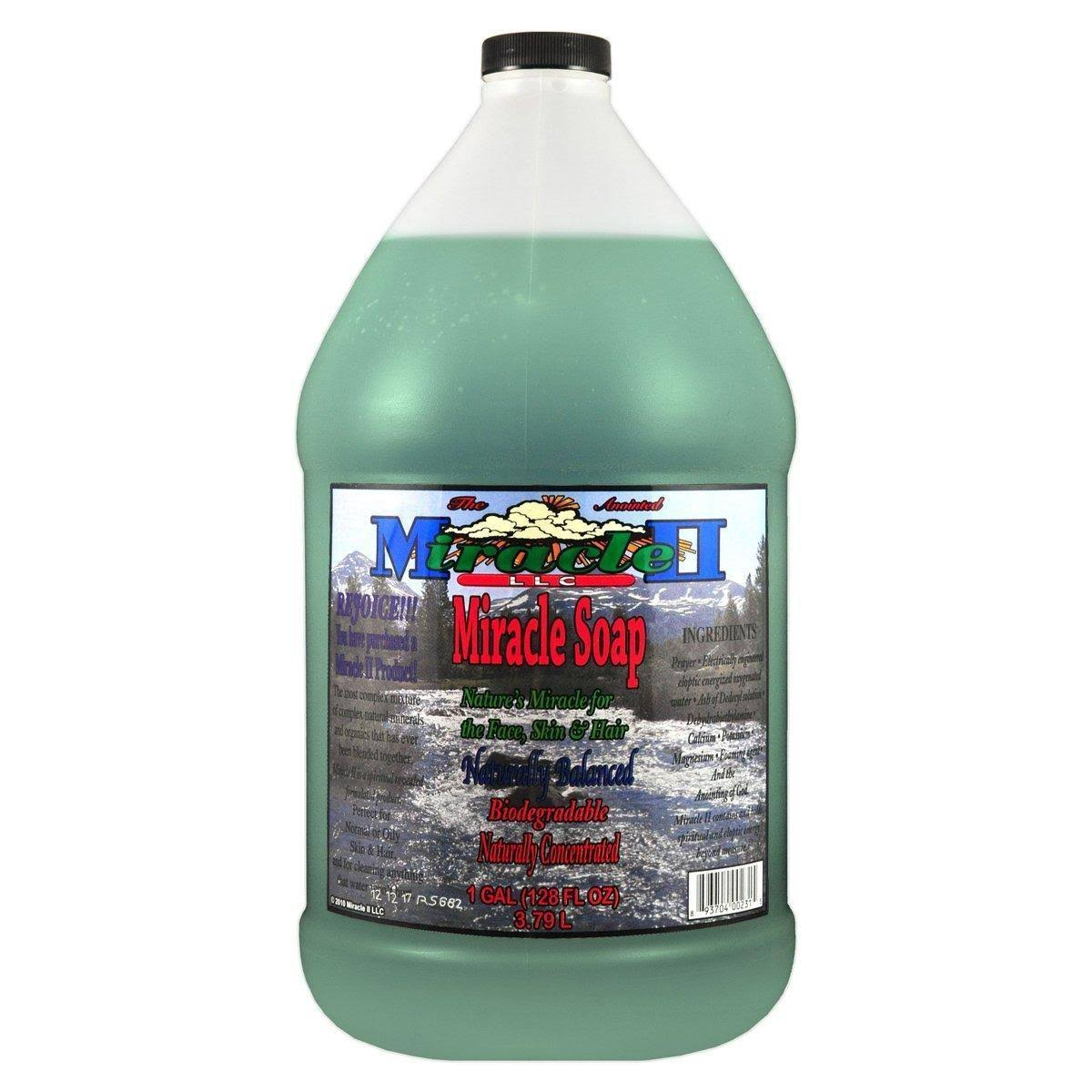 Miracle Ii Soap - 3.79l