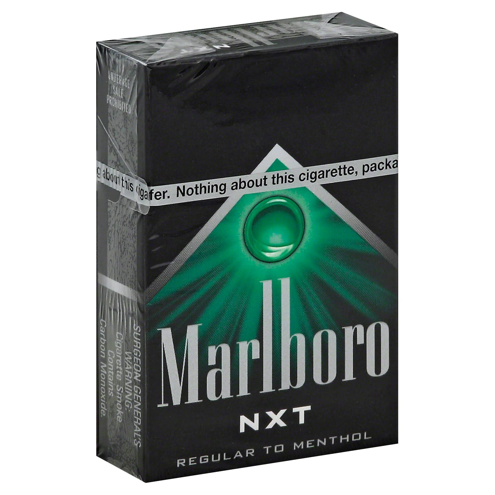 Marlboro Cigarettes, NXT, Regular to Menthol - 20 cigarettes