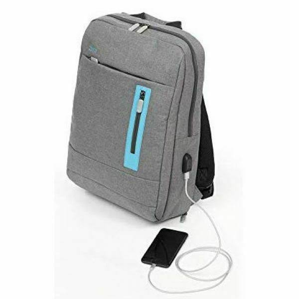 Juku Gear 15.6in Laptop Bag Grey - Jusab18