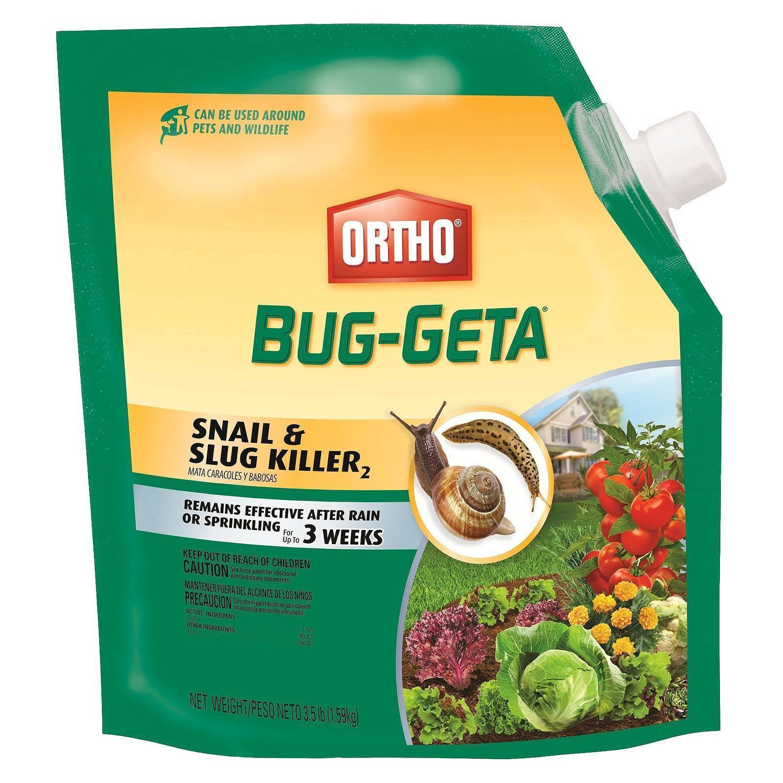 Ortho Bug-Geta Snail And Slug Killer