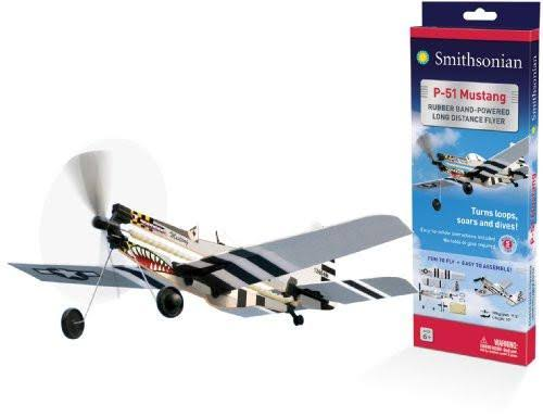 Smithsonian P-51 Mustang Flyer