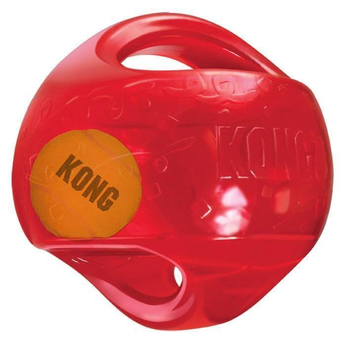 Kong Jumbler Ball Round Dog Toy - Large