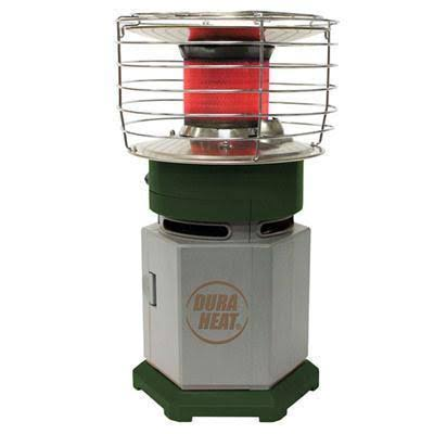 Dura Heat Portable 360 Degree Indoor Outdoor Propane Heater