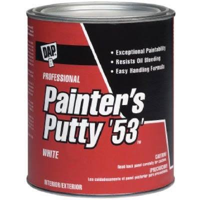 DAP Painter's Putty - White, 1/2 pt