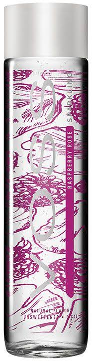 Voss Raspberry Rose Sparkling - 375ml