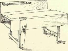 antique carpenters u0027 bench antiques center
