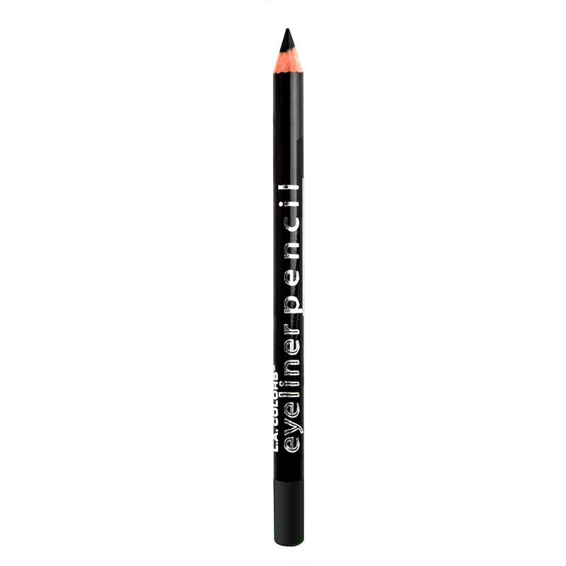 L.A. Colors P601 Black Eyeliner Pencil - .035oz