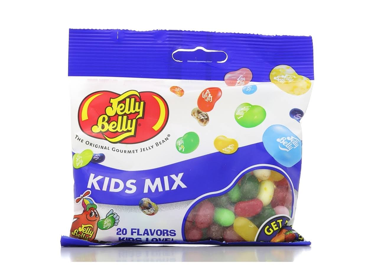 Jelly Belly Jelly Beans - Kids Mix, 99g