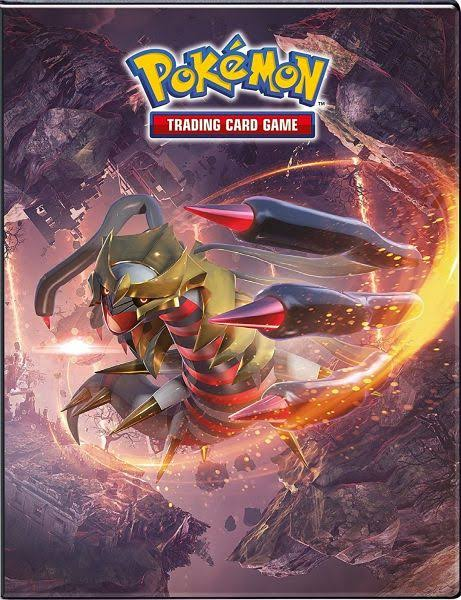 Pokemon: Sun and Moon Ultra 4-Pocket Portfolio