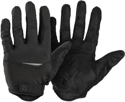 Bontrager Circuit Women's Full Finger Cycling Glove - Black - Small