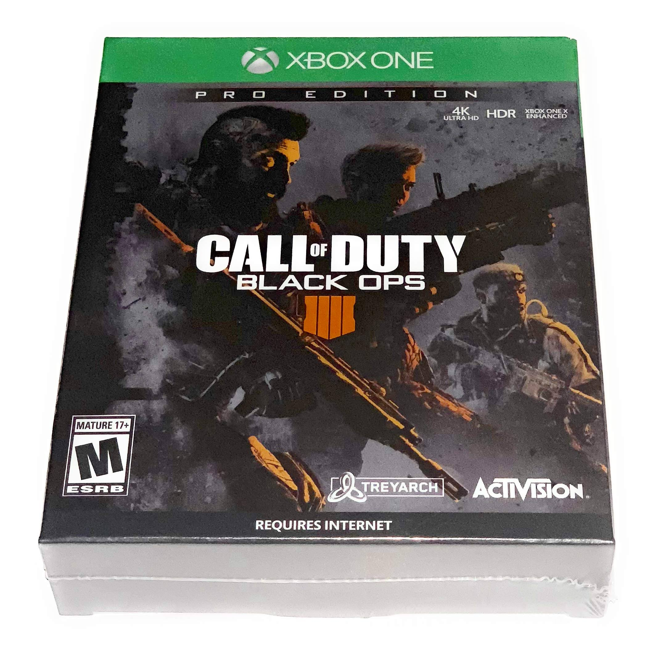 Call of Duty : Black Ops 4 Pro Edition - Xbox One