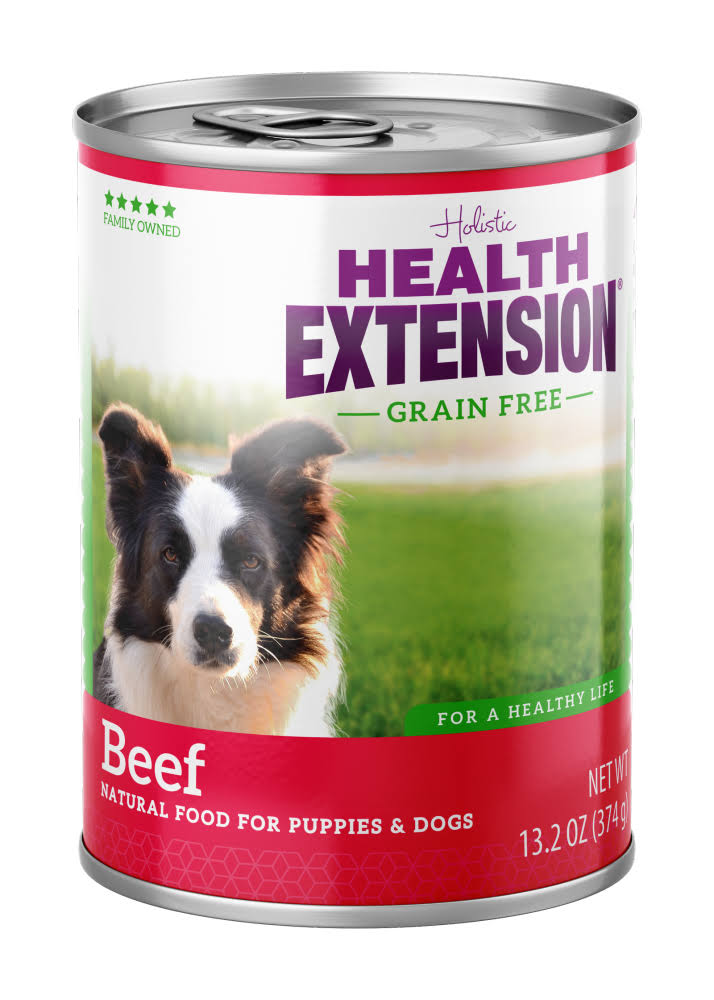 Health Extension Meaty Mix Beef - 5.5oz, x24