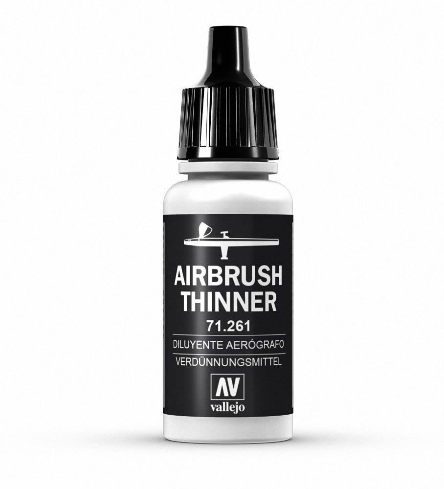 Vallejo Airbrush Thinner - 17ml