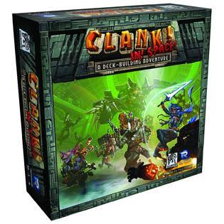 Clank! A Deck Building Adventure Board Game - Clank! In! Space!
